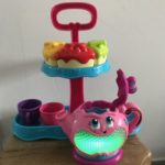 Tante Jet theeset vtech