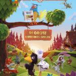 De Fabeltjeskrant: de Grote Dierenbos-spelen (19 december):