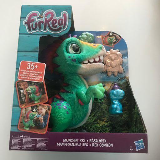 Furreal Dino Rex Hasbro