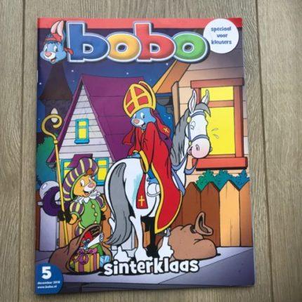 Bobo Sinterklaasboek