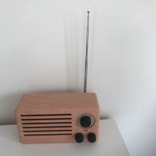 bluetooth speaker houtlook