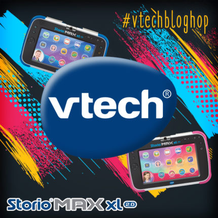 #vtechbloghop storio max xl 2.0 vtech