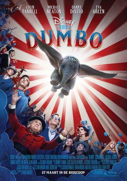 dumbo 27 maart 2019 in de bioscoop