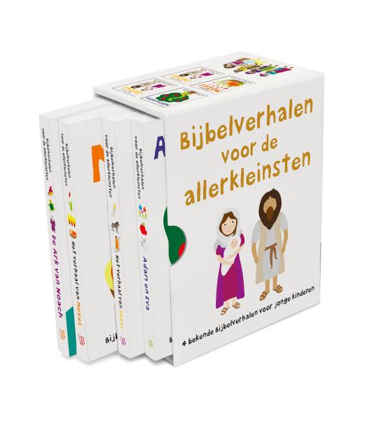 Bijbelverhalen voor de allerkleinsten kinderbijbel
