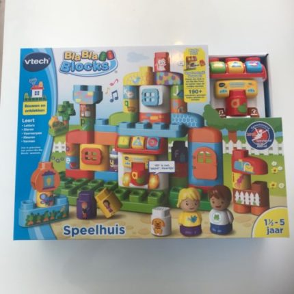 Bla Bla Blocks Speelhuis Vtech