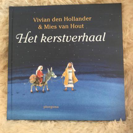 kinderboek het kerstverhaal