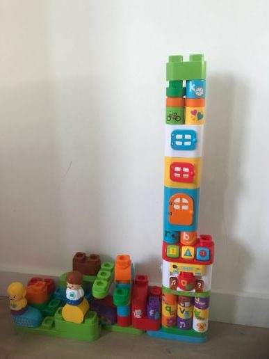 Bla Bla Blocks Speelhuis Vtech