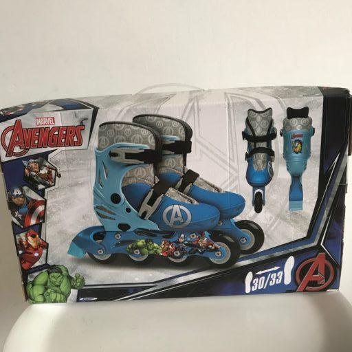 inlineskates Disney Avengers
