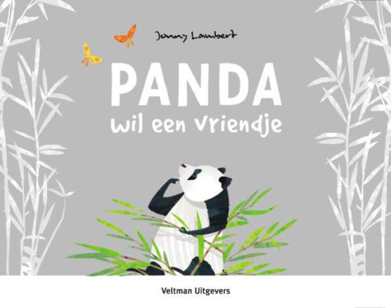 Nationale Voorleesdagen 2019 Panda wil een vriendje