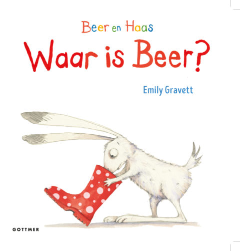 Nationale Voorleesdagen 2019 Waar is Beer?