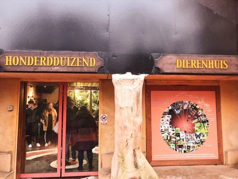 Dierenpark Amersfoort honderdduizend dierenhuis