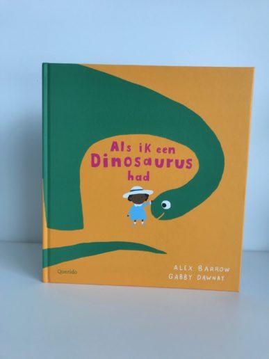 Als ik een dinosaurus had prentenboektop 10