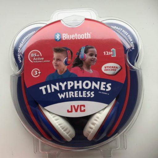 Tinyphones jvc kinderkoptelefoon