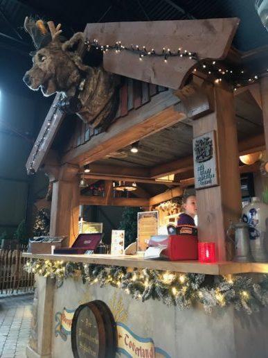 Toverland Magische Winterweken eten en drinken