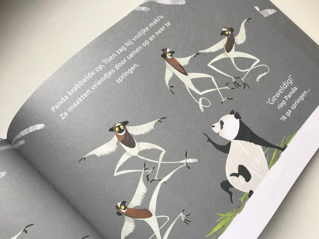 Panda wil een vriendje prentenboektop 10