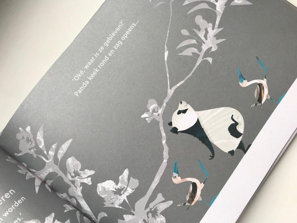 Panda wil een vriendje Prentenboektop 10 2019