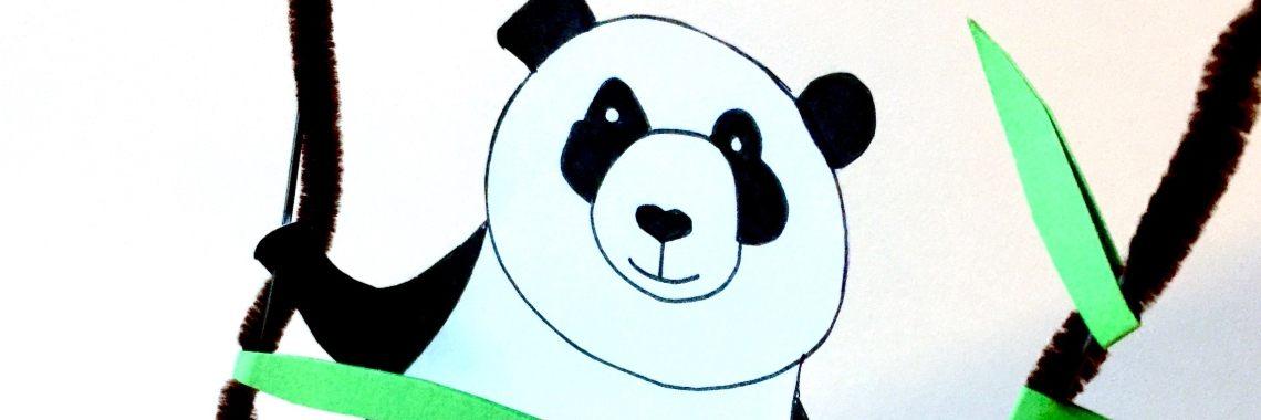 knutseltip panda