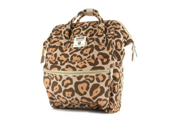 rugzak luipaardprint Shoesme
