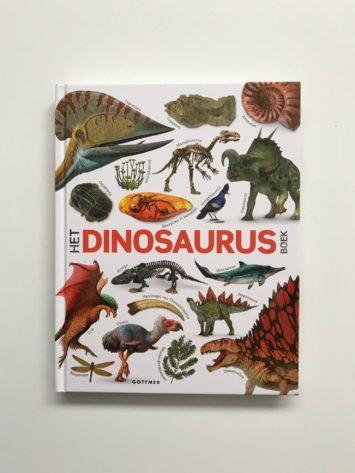 Het dinosaurusboek kinderencyclopedie