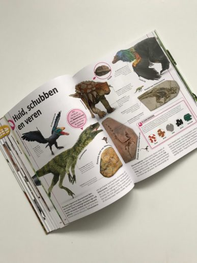 Het dinosaurusboek