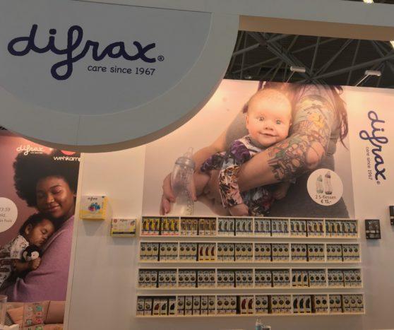 Difrax fopspenen limited edition negenmaandenbeurs voor 1 euro