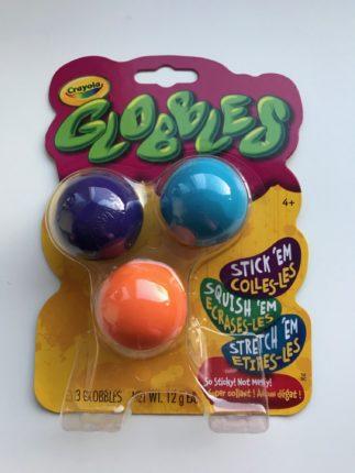 Globbles crayola