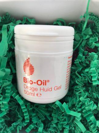 nieuwe bio oil voor droge huid