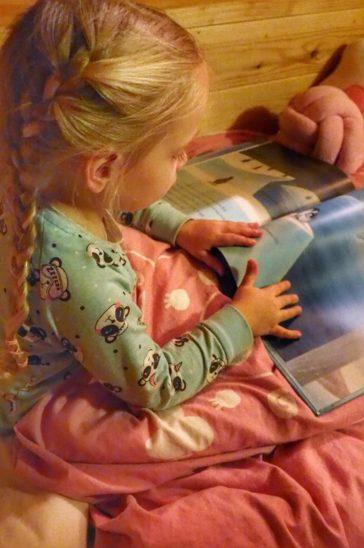 Voorlezen aan jonge kinderen door gastbloggr Kim