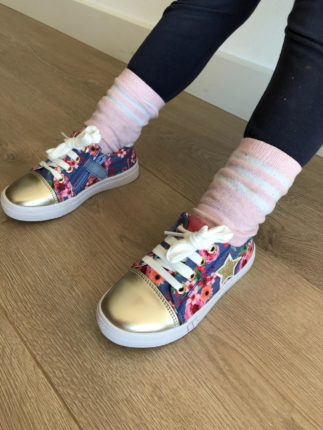 shoesme meisjes sneaker voorjaarscollectie 2019