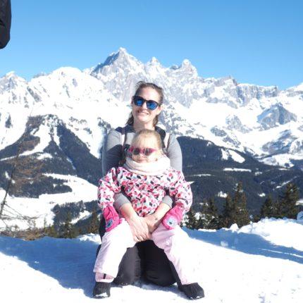 Gastblog kim over wintersport met een peuter
