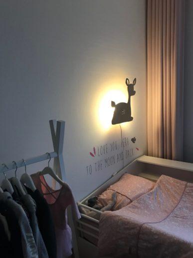 Beestenbos wandlamp Kidzzz.nl