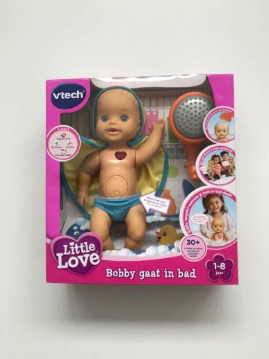 Babypop voor in bad van Vtech