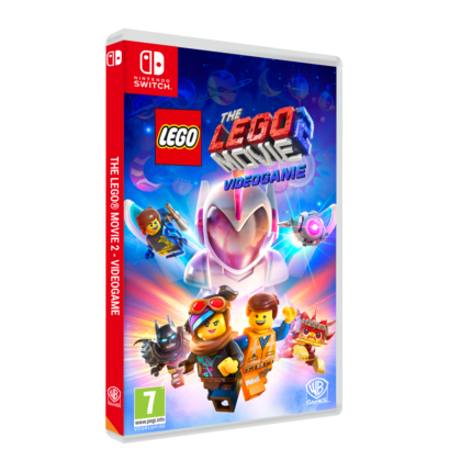 Lego the movie voor Nintendo Switch
