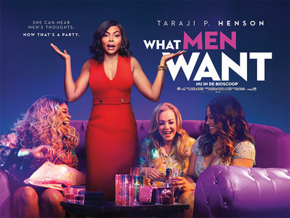 movie poster what men want