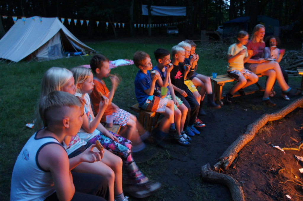 Stichting vakantiekampen SVK