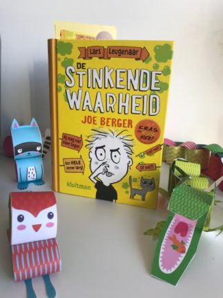Lars Leugenaar kinderboek Kluitman