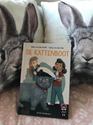 De kattenboot kinderboek avi