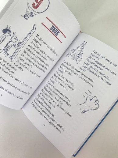 Dolfje Weerwolfje kinderboek