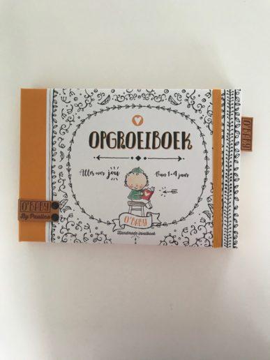 Pauline Oud opgroeiboek