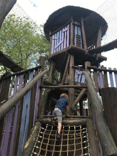 Avonturenpark Hellendoorn klimpark