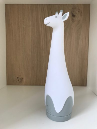 Zazu gina de giraf nachtlampje