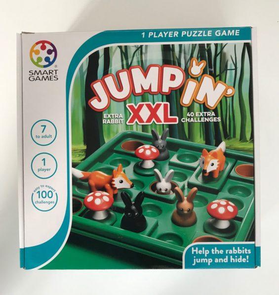 Smart Games Jumpin XXL