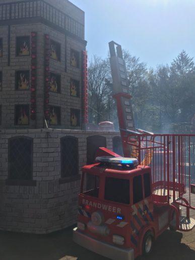 Julianatoren meivakantie 2019 brandweer