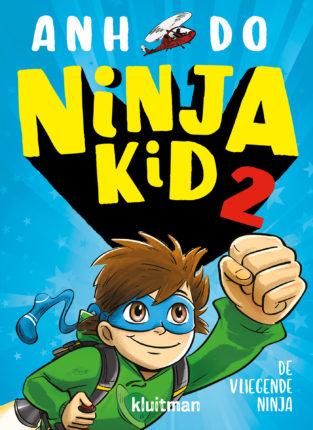 de vliegende ninja kinderboek kluitman