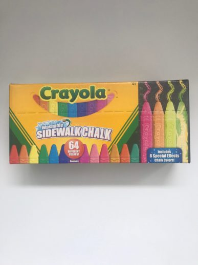 Crayola Stoepkrijt