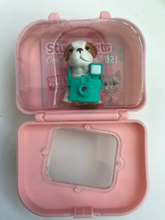 Studiopets huisdiertjes in koffertjes speelgoed