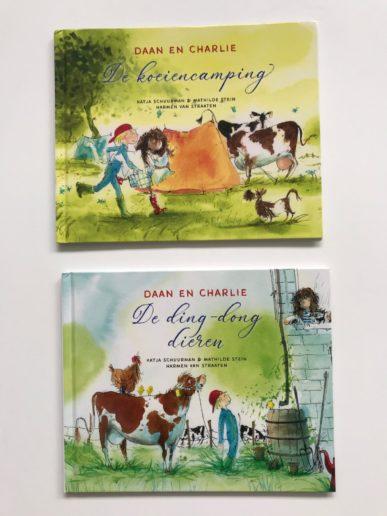 Kinderboeken Campina boerderijdagen Katja Schuurman