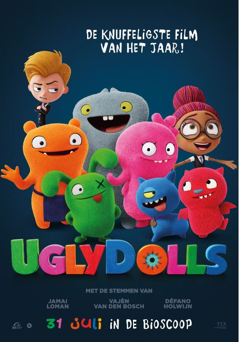 FIlmposter biosfilm Ugly Dolls