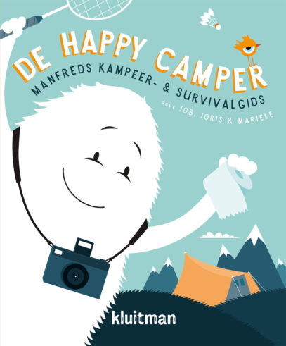 De happy camper