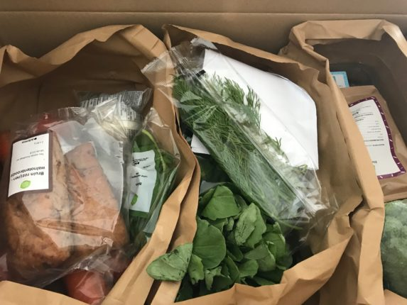 Hellofresh familybox 2